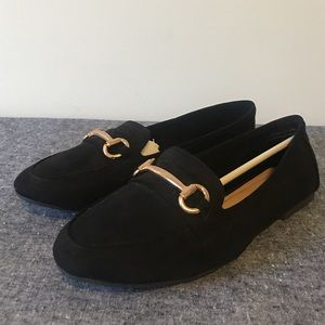Bamboo Black Loafers!